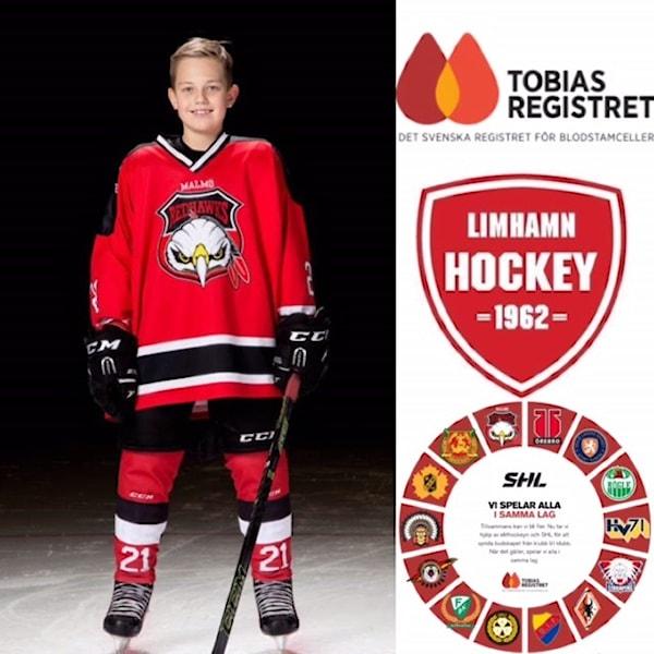 Limhamn Hockey Vill Stotta Oliver Mattsson