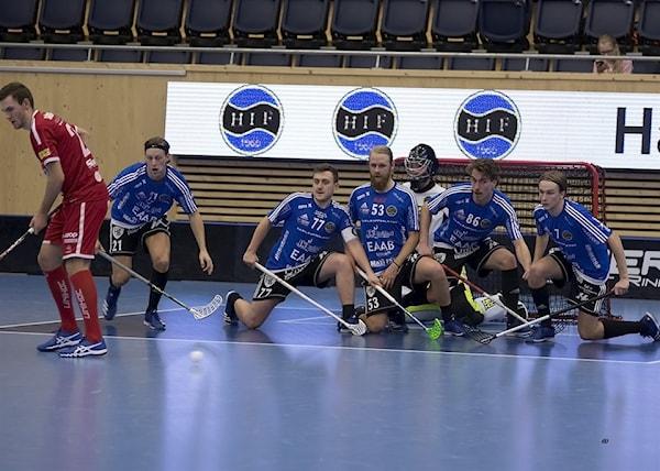 Inför matchen mot Hudik Björkberg  5dfdaa683c2ba