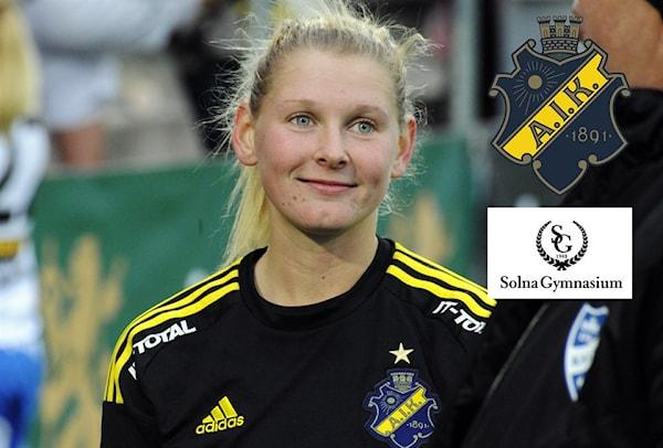 AIK i samarbete med Solna Gymnasium del 2  1294de3e3504a