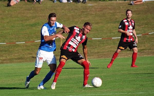 Bild | 14 Jul 2018 - 01:14 Oavgjort i derbyt i Grebbestad