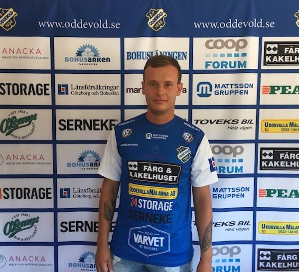 Bild | 04 Aug 2018 - 16:59 Rasmus Andernil Bozic är klar för oss