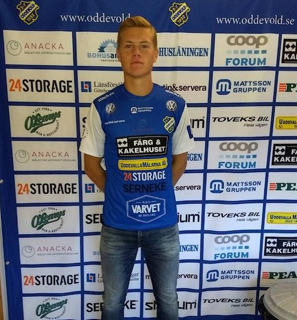 Bild | 11 Aug 2018 - 11:56 Välkommen Albin Skoglund