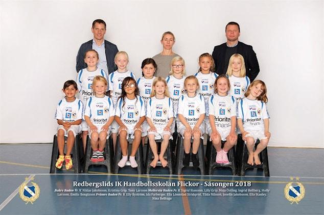 Om laget | RIK Ungdom Handbollsskola RIK Flickor (1112