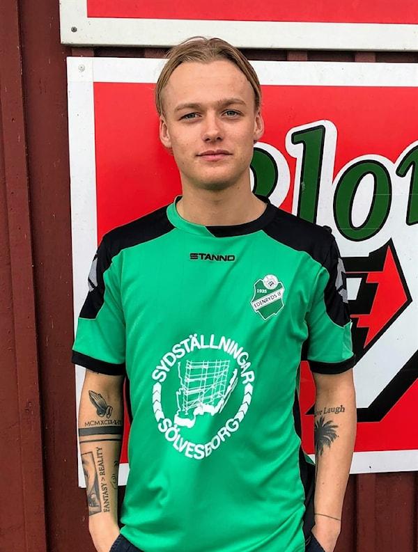 7b2d725b4018 Elliot Andersson lånad från Ifö Bromölla!   Edenryds IF   laget.se