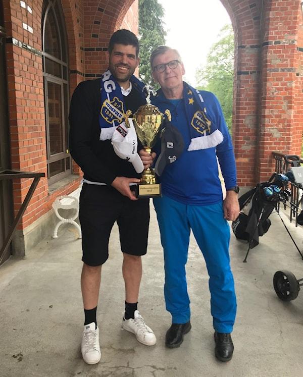 Bild | 24 Maj 2019 - 16:19 Mattssongruppen vann Oddevoldgolfen