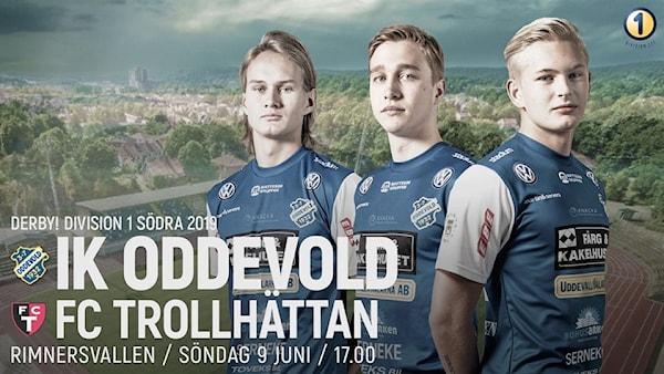 Bild | 09 Jun 2019 - 01:10 Leif Lindvärn inför dagens match mot Trollhättan
