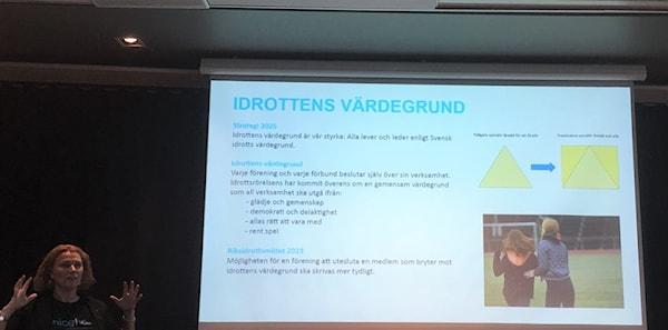 Bild | 17 Okt 2019 - 19:27 Oddevold deltog på akademichefskonferens