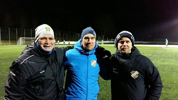 Bild | 14 Jan 2020 - 19:44 Assisterande tränare i U 17 klara
