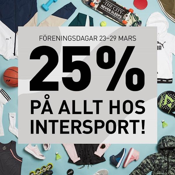 Föreningsdagar på Intersport | BKV Norrtälje