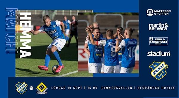 Bild | 18 Sep 2020 - 23:18 Leif Lindvärn inför dagens match mot Ahlafors