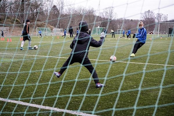 Bild | 15 Jan 2021 - 07:49 Klubbens riktlinjer för minskad smittspridning