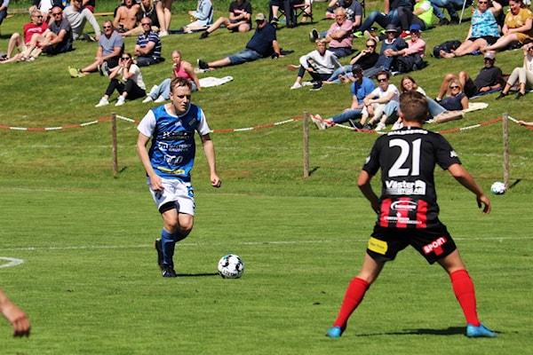 Bild | 12 Jun 2021 - 22:49 Seger i derbyt mot Grebbestad