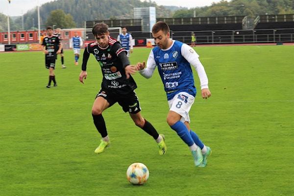 Bild   11 Sep 2021 - 14:01 Knapp seger mot Lidköping